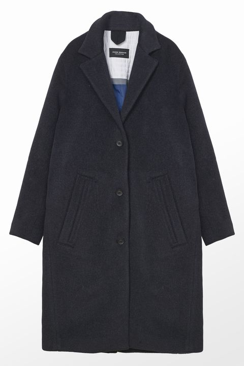 Clothing, Outerwear, Sleeve, Coat, Collar, Overcoat, Jacket,