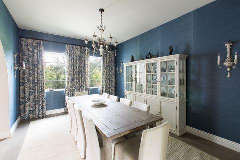 Laurel & Wolf CEO Leura Fine Decorates Her Home - Home Design Ideas