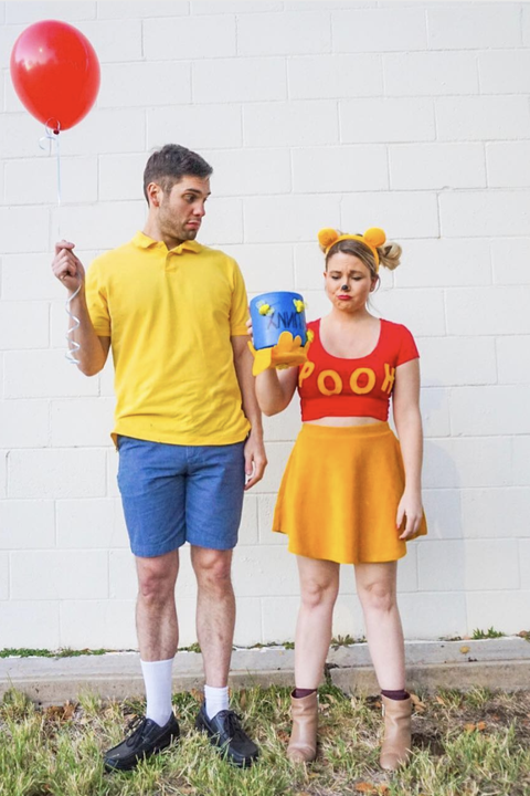Cute Best Friend Halloween Costumes Funny.50 Best Couples Halloween Costumes 2019 Funny Couples Costumes