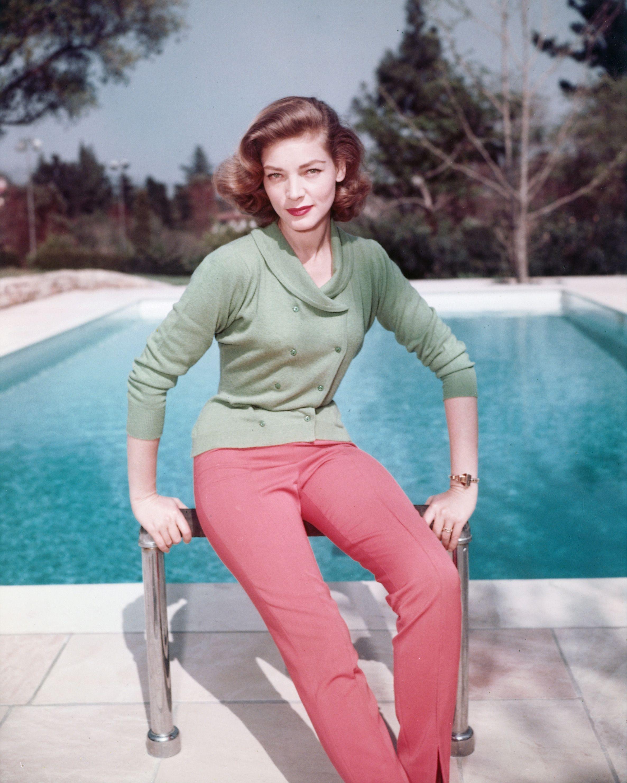 Lauren Bacall's Life in Photos