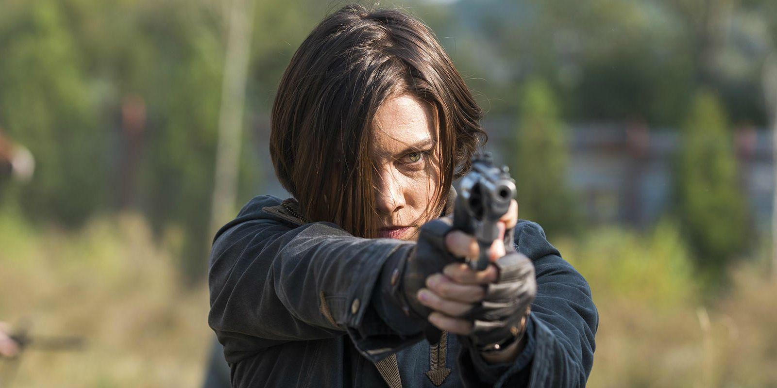 The Walking Dead' Vuelta Lauren Cohan Serie AMC