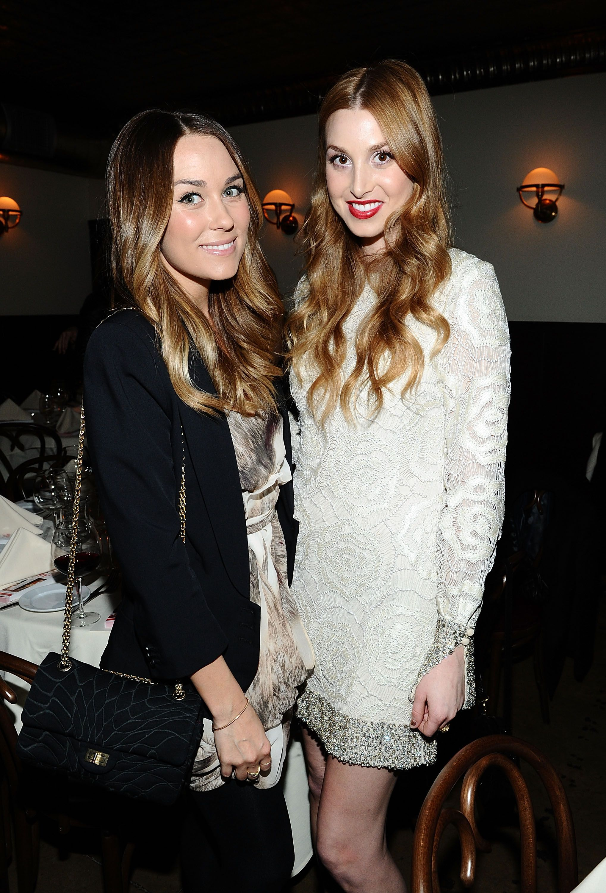Uh, Whitney Port Says That She Hasn't Spoken to Lauren Conrad in Over Two Years