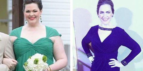 Lauren Dugas weight loss story