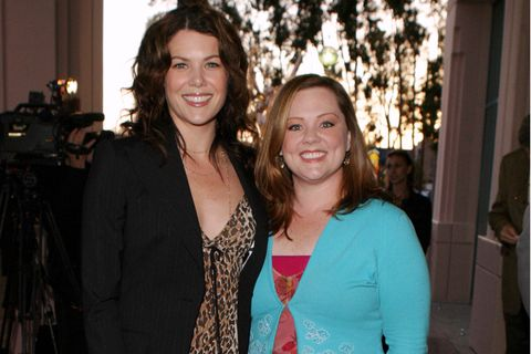 Behind The Scenes Of The Gilmore Girls