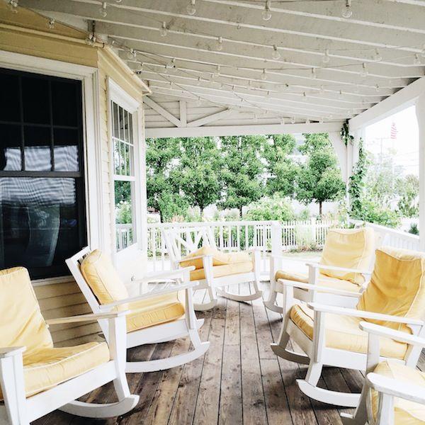 45 Charming Front Porch Ideas, Porch Furniture Ideas