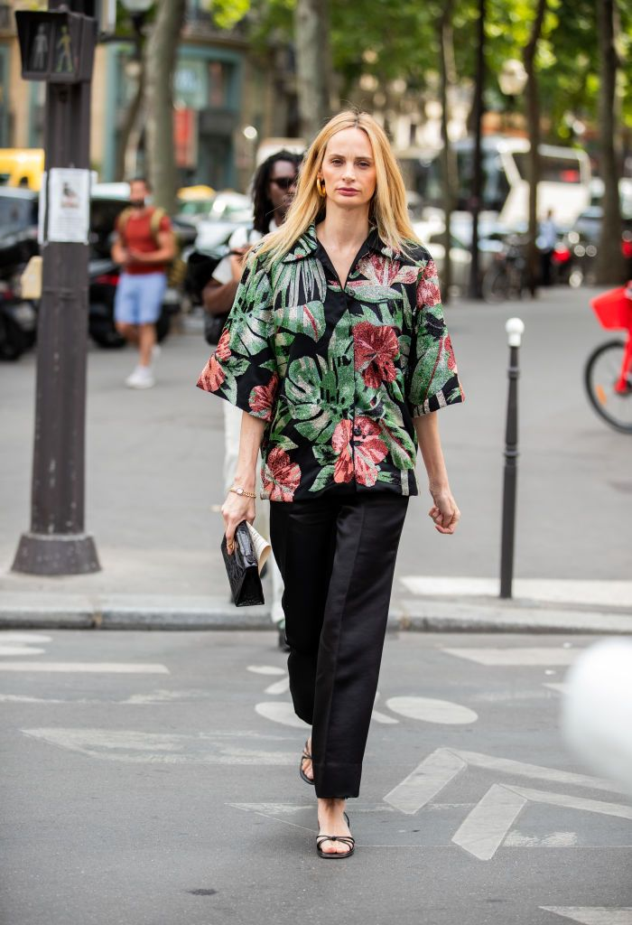 Tropical prints are spring's new ditsy florals