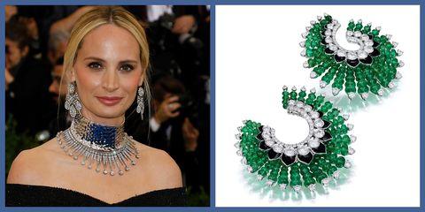 Lauren Santo Domingo, Met Jewelry