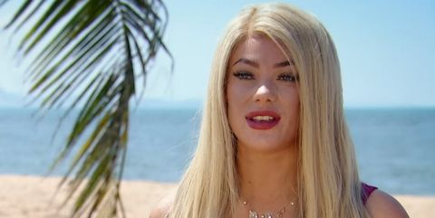 Laurence Ex On The Beach vroeger