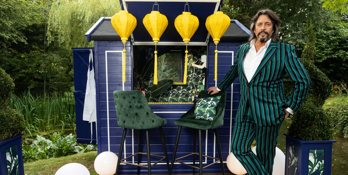 Laurence Llewelyn-Bowen on his best home decorating tips