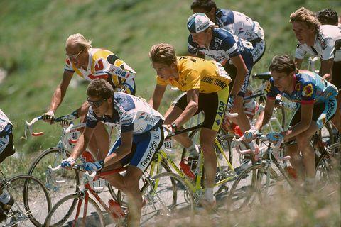 1989 tour de france   greg lemond