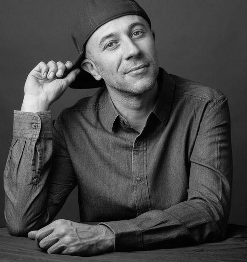 Photography, Human, Black-and-white, Portrait, Hand, Stock photography, Portrait photography, Gesture, Sitting, Monochrome,