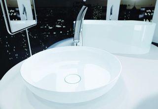 Lavandini Bagno Salvaspazio : Lavabo bagno da appoggio piccolo o doppio: soluzioni per ogni casa