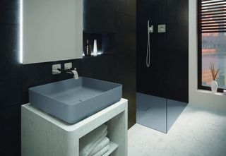 Piccoli Bagni Di Campagna : Lavabo bagno da appoggio piccolo o doppio: soluzioni per ogni casa
