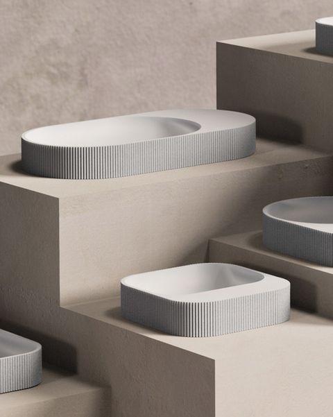 lavabo de sandhelden impreso con arena en 3d