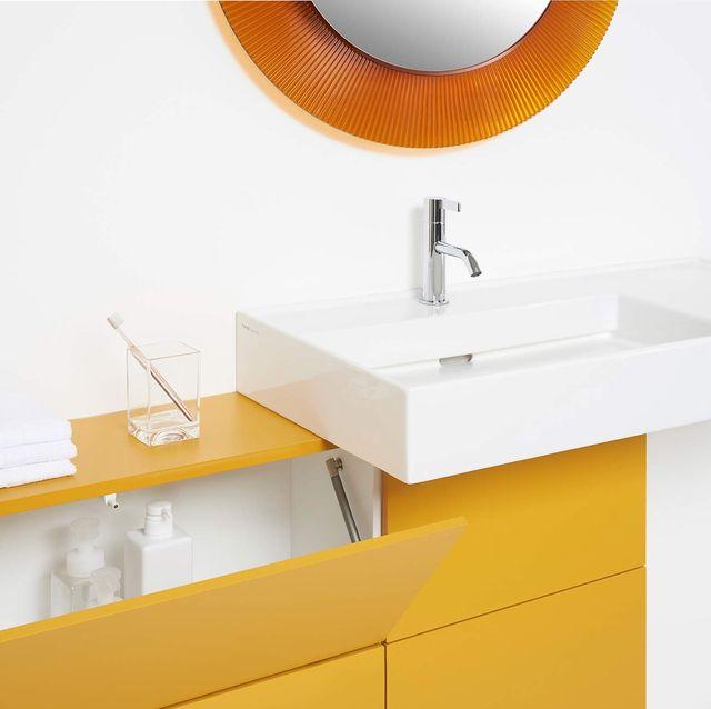 lavabo pequeño kartell