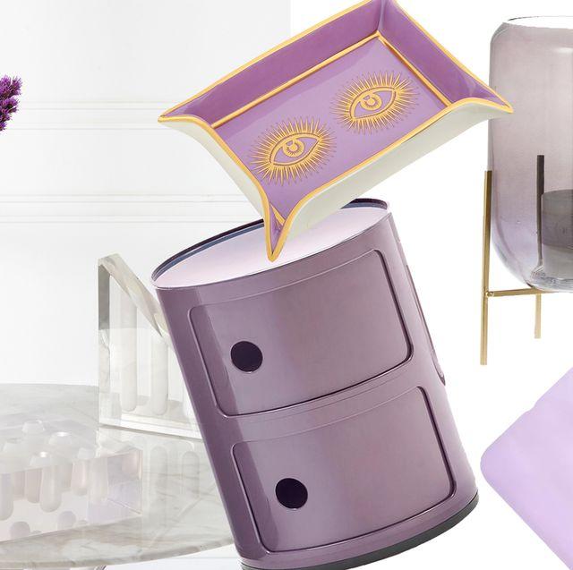 Shop de trend: met deze lavendel items wordt de slaapkamer een oase van rust