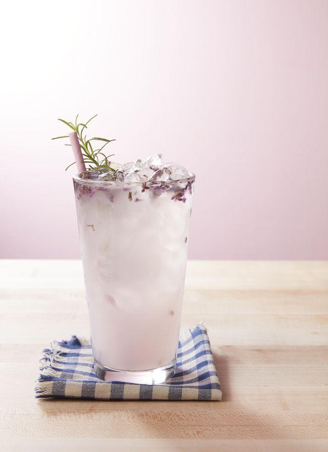 lavender rosemary lemonade