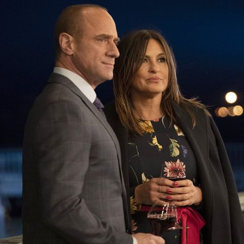 law  order special victims unit    wolves in sheeps clothing episode 22016    pictured l r christopher meloni as detective elliot stabler, mariska hargitay as captain olivia benson    photo by virginia sherwoodnbc