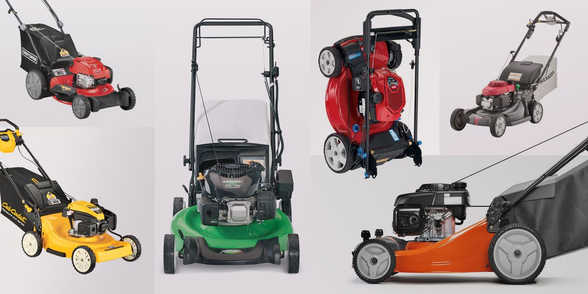 Walk Behind Mowers Lawn Mower Reviews 2019