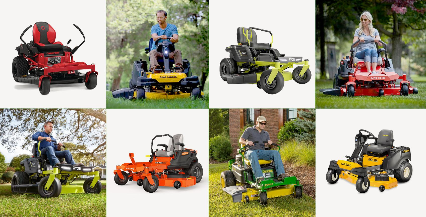 Best Zero Turn Mowers - Zero Turn Lawn Mower Reviews 2019