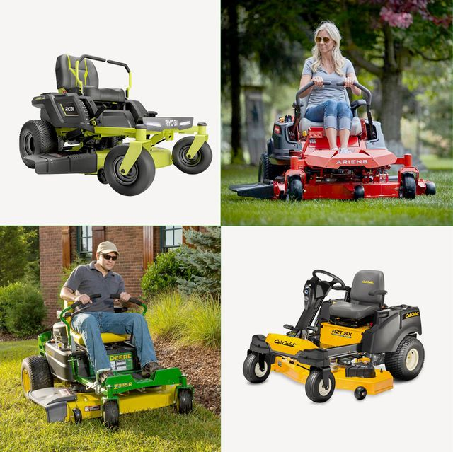 Best Zero Turn Mowers Lawn Mower Reviews 2019
