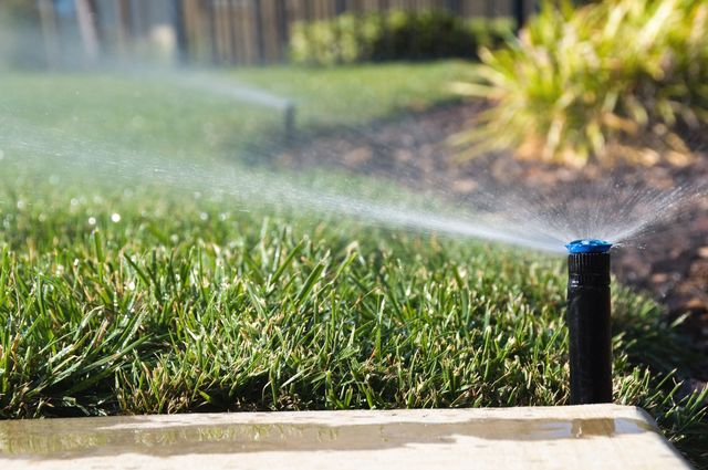how to install a sprinkler system, install a sprinkler, how to install an underground sprinkler
