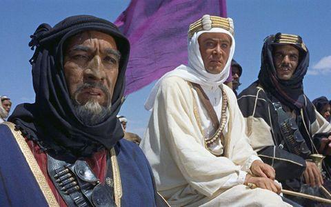 Lawrence de Arabia (1962) Peter O'Toole