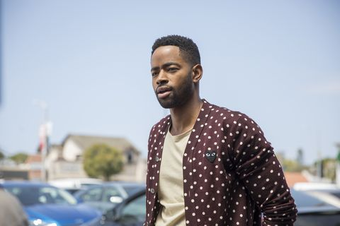 all the places lawrence could be during insecure season 3 where