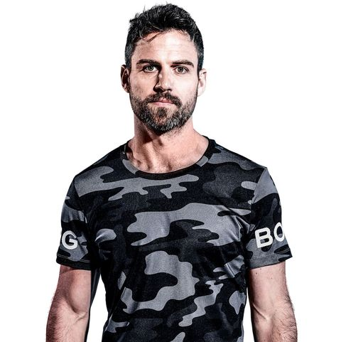 T-shirt, Clothing, Sleeve, Camouflage, Product, Military camouflage, Neck, Jersey, Top, Pattern,
