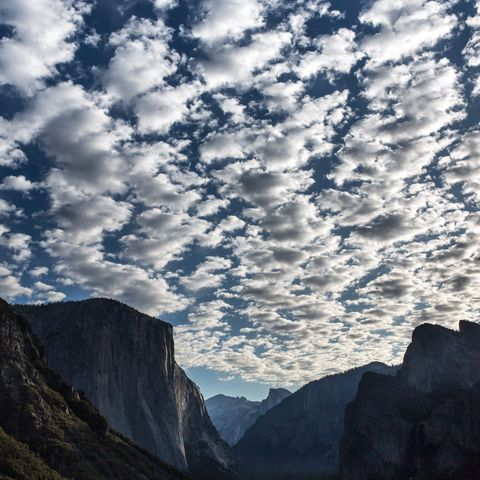 Autumn in Yosemite Valley