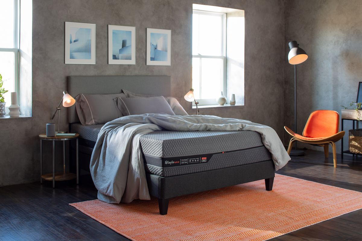 Layla Sleep's New Mattress Can Be Firm or Soft, Depending on How You Flip It