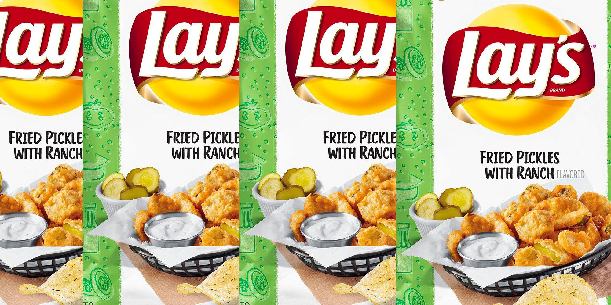 Lay's Fried Pickles With Ranch Chips Are Back At Target