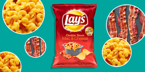 lays bacon mac cheese best 2019