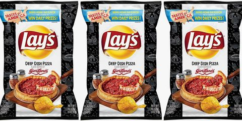 Junk food, Food, Snack, Ingredient, Potato chip, Cuisine, Fast food, Dish, Convenience food, Pepperoni,