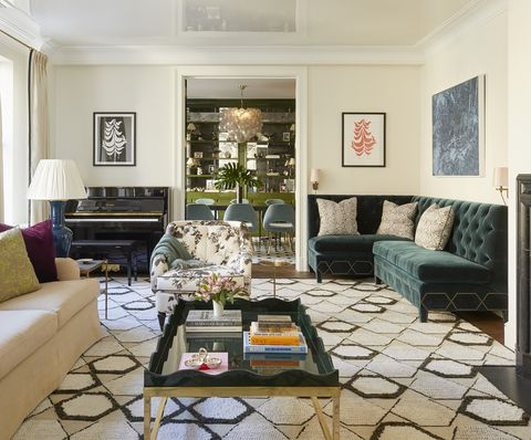 luxury prewar apartment