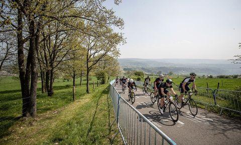 LBL Cyclo 2018, Luik-Bastenaken-Luik,