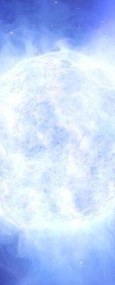 luminous blue variable star