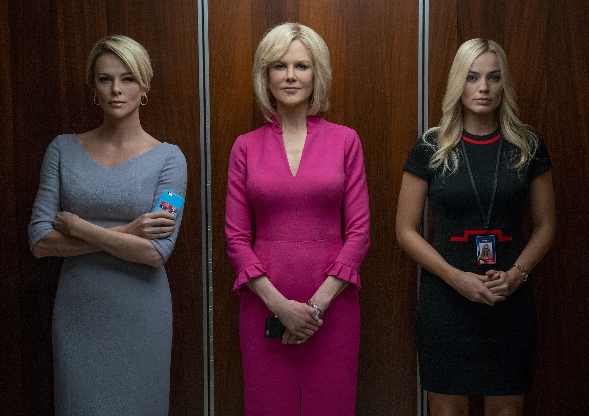 The First Bombshell Trailer Shows A Tense-As-Hell Look At The Fox News Scandals