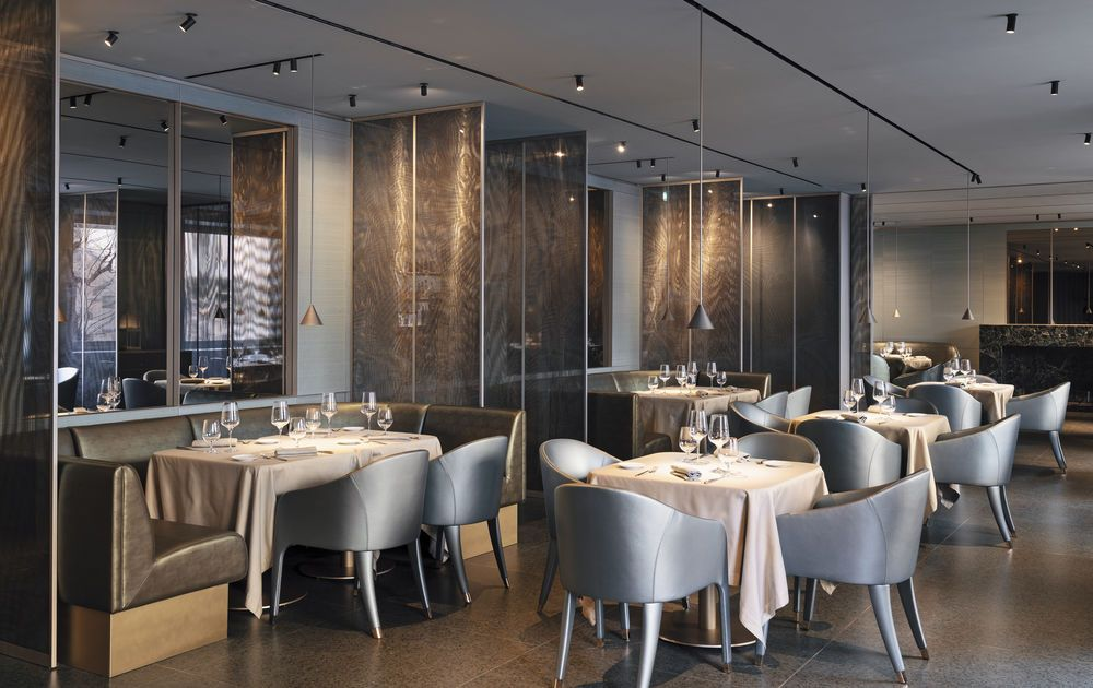 Secure your table at Milan's newly updated EMPORIO ARMANI CAFFÈ & RISTORANTE