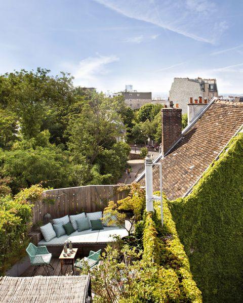 modern garden ideas and inspiration rooftop terrace