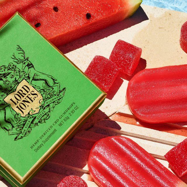 lord jones watermelon flavored cbd gummies