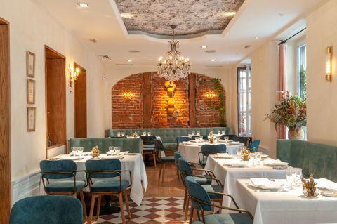 El restaurante Le Bistroman te trasladará de Madrid a la Provenza al cruzar sus puertas y probar su menú