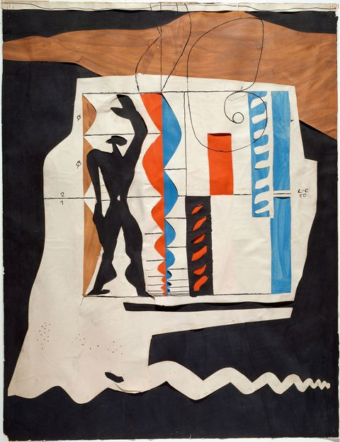Le Modulor, de Le Corbusier