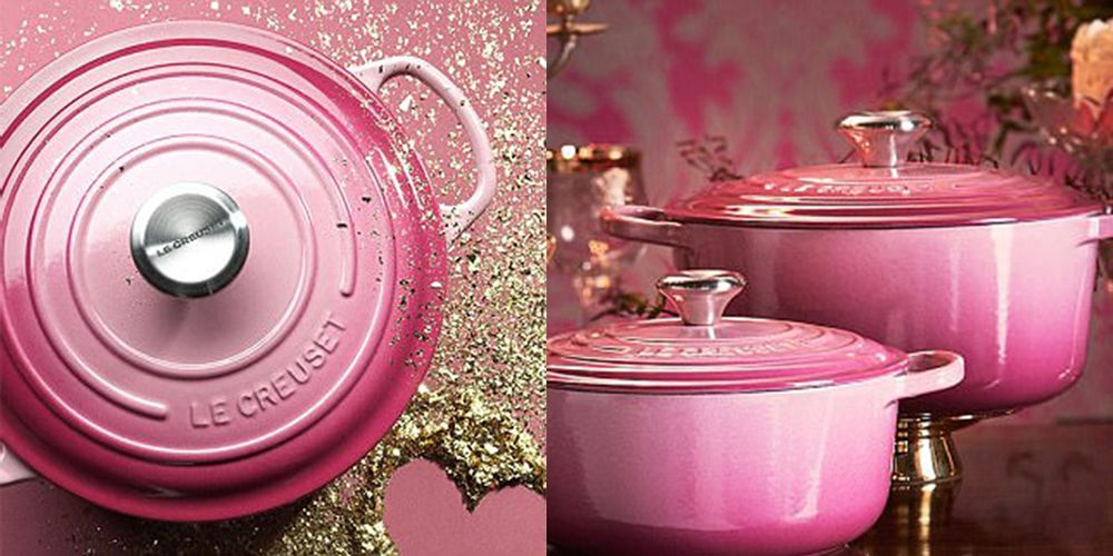 Le Creuset's limited edition cookware colour is a food blogger's dream