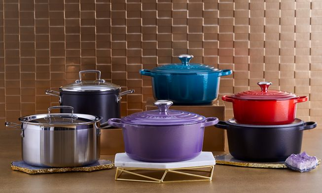 You can get up to 50% off Le Creuset for Black Friday!