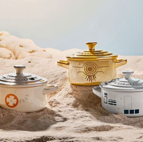 star wars le creuset collection