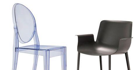 Le dieci sedie più vendute di Kartell