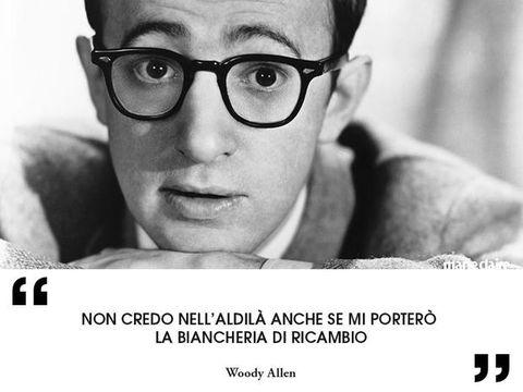 Frasi Di Compleanno Woody Allen.Le Frasi Famose Di Woody Allen