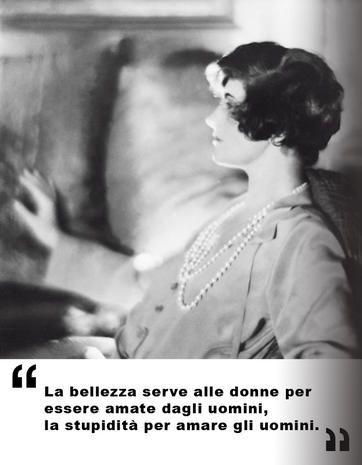 Le Frasi Più Belle Di Coco Chanel