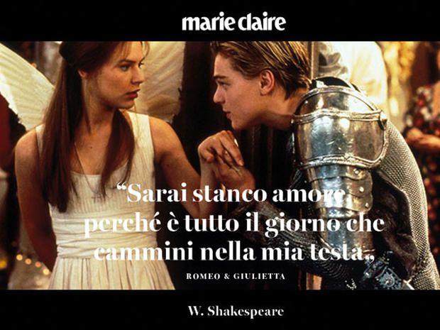 Le frasi pi belle di shakespeare 15 frasi celebri di - Diversi da chi film ...